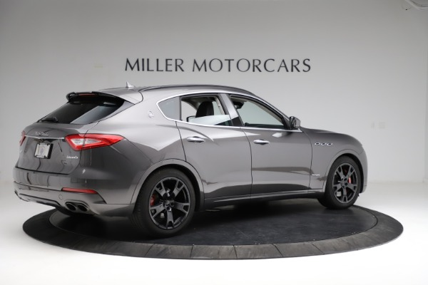 Used 2018 Maserati Levante SQ4 GranSport for sale $55,900 at Pagani of Greenwich in Greenwich CT 06830 8