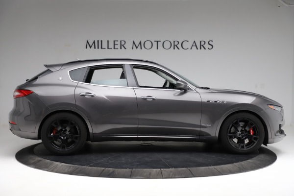 Used 2018 Maserati Levante SQ4 GranSport for sale $55,900 at Pagani of Greenwich in Greenwich CT 06830 9