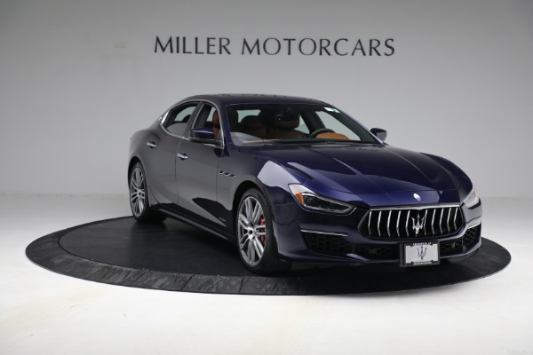 Used 2018 Maserati Ghibli S Q4 GranLusso for sale $56,900 at Pagani of Greenwich in Greenwich CT 06830 10