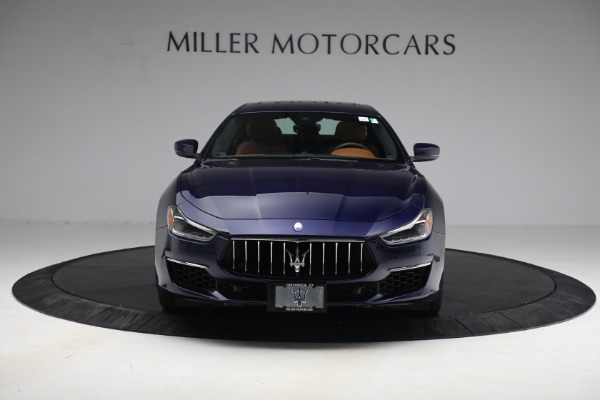 Used 2018 Maserati Ghibli S Q4 GranLusso for sale $56,900 at Pagani of Greenwich in Greenwich CT 06830 11