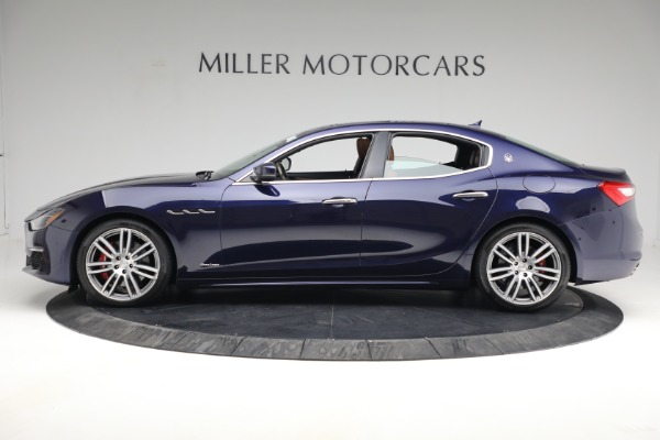Used 2018 Maserati Ghibli S Q4 GranLusso for sale $56,900 at Pagani of Greenwich in Greenwich CT 06830 2