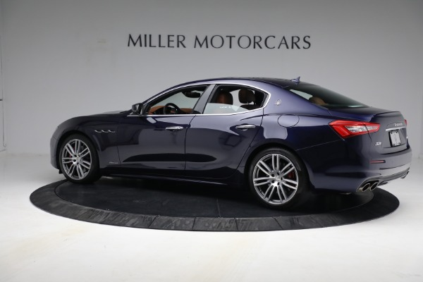 Used 2018 Maserati Ghibli S Q4 GranLusso for sale $56,900 at Pagani of Greenwich in Greenwich CT 06830 3