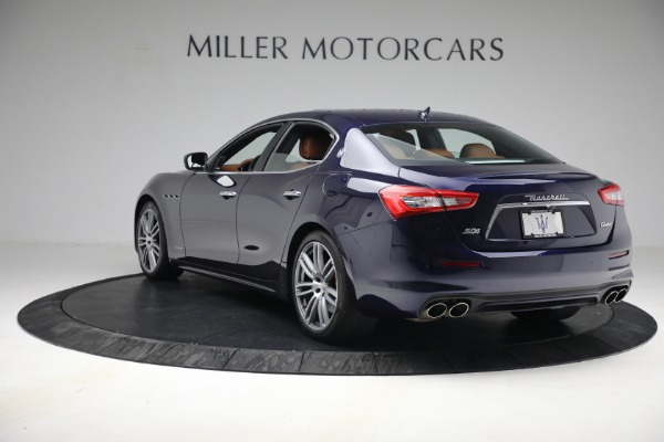 Used 2018 Maserati Ghibli S Q4 GranLusso for sale $56,900 at Pagani of Greenwich in Greenwich CT 06830 4