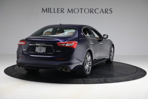 Used 2018 Maserati Ghibli S Q4 GranLusso for sale $56,900 at Pagani of Greenwich in Greenwich CT 06830 6