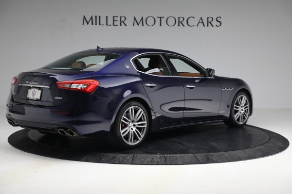 Used 2018 Maserati Ghibli S Q4 GranLusso for sale $56,900 at Pagani of Greenwich in Greenwich CT 06830 7