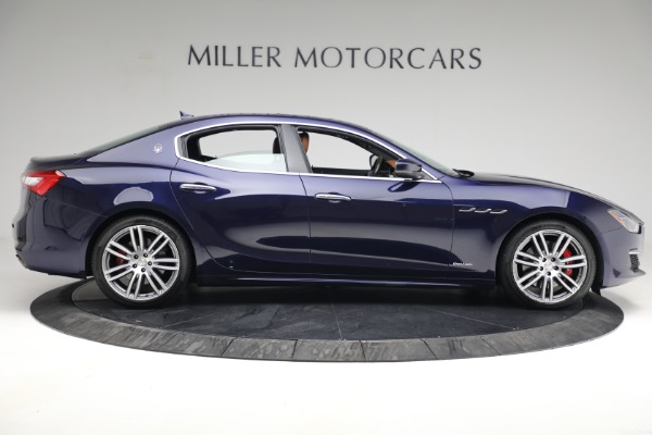 Used 2018 Maserati Ghibli S Q4 GranLusso for sale $56,900 at Pagani of Greenwich in Greenwich CT 06830 8