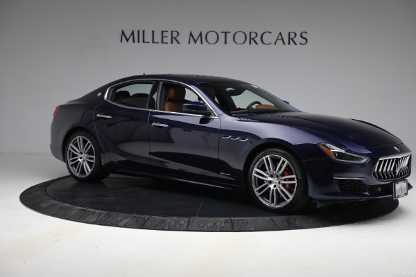 Used 2018 Maserati Ghibli S Q4 GranLusso for sale $56,900 at Pagani of Greenwich in Greenwich CT 06830 9