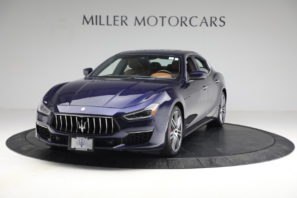 New 2018 Maserati Ghibli S Q4 GranLusso for sale Sold at Pagani of Greenwich in Greenwich CT 06830 1