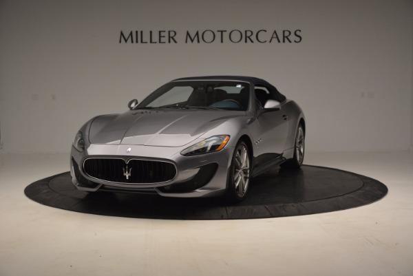 New 2016 Maserati GranTurismo Convertible Sport for sale Sold at Pagani of Greenwich in Greenwich CT 06830 10