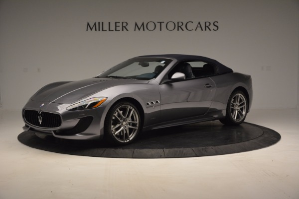 New 2016 Maserati GranTurismo Convertible Sport for sale Sold at Pagani of Greenwich in Greenwich CT 06830 11