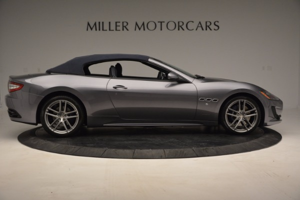 New 2016 Maserati GranTurismo Convertible Sport for sale Sold at Pagani of Greenwich in Greenwich CT 06830 14