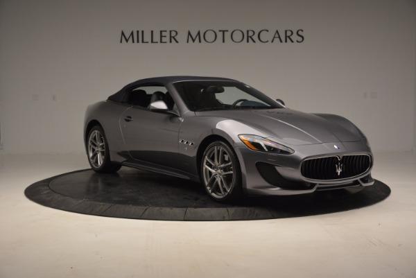 New 2016 Maserati GranTurismo Convertible Sport for sale Sold at Pagani of Greenwich in Greenwich CT 06830 16