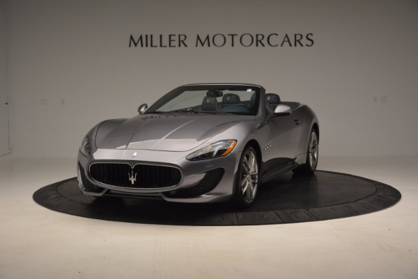 New 2016 Maserati GranTurismo Convertible Sport for sale Sold at Pagani of Greenwich in Greenwich CT 06830 2