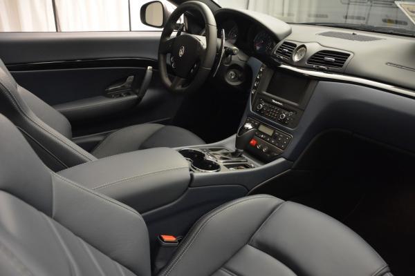 New 2016 Maserati GranTurismo Convertible Sport for sale Sold at Pagani of Greenwich in Greenwich CT 06830 27