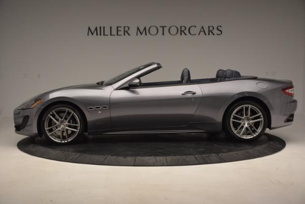 New 2016 Maserati GranTurismo Convertible Sport for sale Sold at Pagani of Greenwich in Greenwich CT 06830 4
