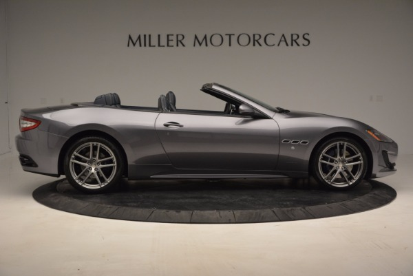 New 2016 Maserati GranTurismo Convertible Sport for sale Sold at Pagani of Greenwich in Greenwich CT 06830 6