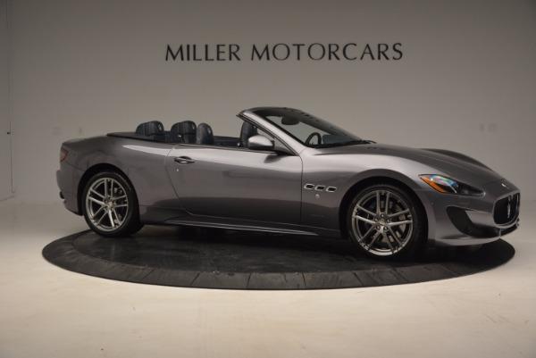 New 2016 Maserati GranTurismo Convertible Sport for sale Sold at Pagani of Greenwich in Greenwich CT 06830 7