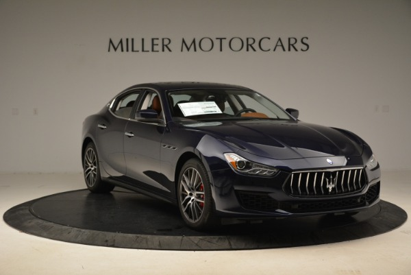 Used 2018 Maserati Ghibli S Q4 for sale $49,900 at Pagani of Greenwich in Greenwich CT 06830 11