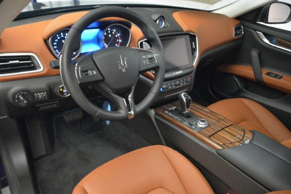 Used 2018 Maserati Ghibli S Q4 for sale $49,900 at Pagani of Greenwich in Greenwich CT 06830 13