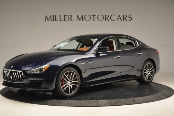 Used 2018 Maserati Ghibli S Q4 for sale $49,900 at Pagani of Greenwich in Greenwich CT 06830 2
