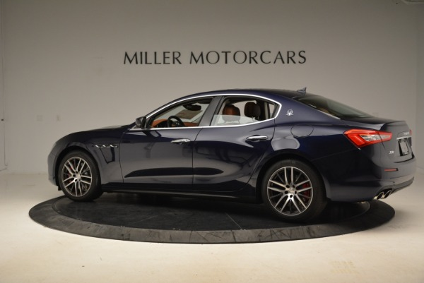 Used 2018 Maserati Ghibli S Q4 for sale $49,900 at Pagani of Greenwich in Greenwich CT 06830 4