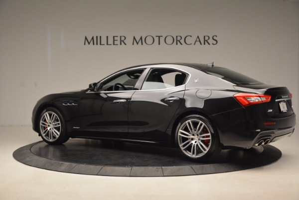New 2018 Maserati Ghibli S Q4 GranSport for sale Sold at Pagani of Greenwich in Greenwich CT 06830 4