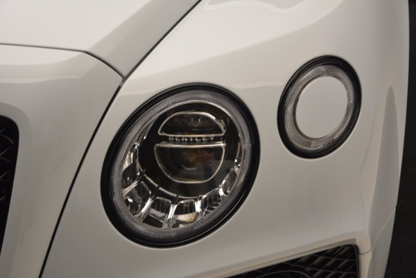New 2018 Bentley Bentayga Black Edition for sale Sold at Pagani of Greenwich in Greenwich CT 06830 16