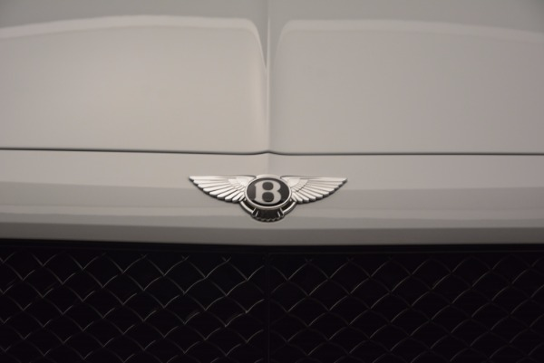 New 2018 Bentley Bentayga Black Edition for sale Sold at Pagani of Greenwich in Greenwich CT 06830 17