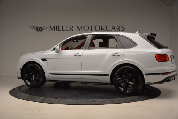 New 2018 Bentley Bentayga Black Edition for sale Sold at Pagani of Greenwich in Greenwich CT 06830 4