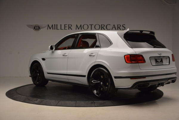 New 2018 Bentley Bentayga Black Edition for sale Sold at Pagani of Greenwich in Greenwich CT 06830 5