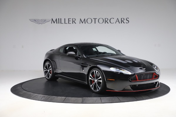 Used 2017 Aston Martin V12 Vantage S Coupe for sale $179,900 at Pagani of Greenwich in Greenwich CT 06830 10