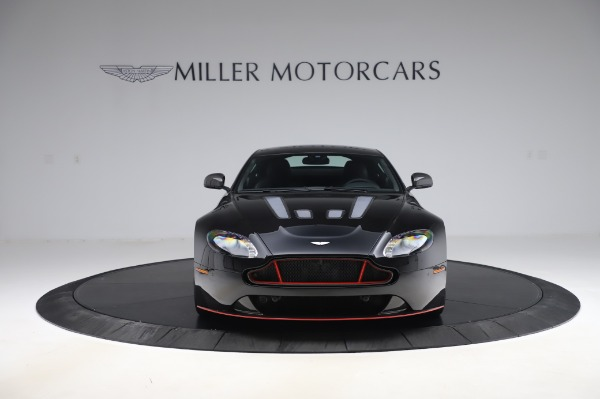 Used 2017 Aston Martin V12 Vantage S Coupe for sale $179,900 at Pagani of Greenwich in Greenwich CT 06830 11