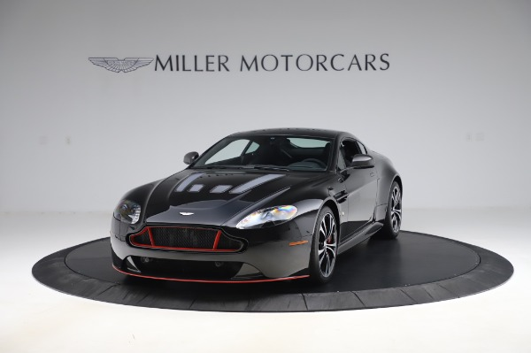 Used 2017 Aston Martin V12 Vantage S Coupe for sale $179,900 at Pagani of Greenwich in Greenwich CT 06830 12