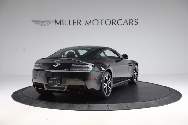 Used 2017 Aston Martin V12 Vantage S Coupe for sale $179,900 at Pagani of Greenwich in Greenwich CT 06830 6