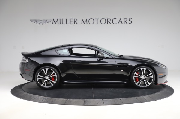 Used 2017 Aston Martin V12 Vantage S Coupe for sale $179,900 at Pagani of Greenwich in Greenwich CT 06830 8