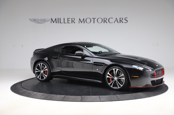 Used 2017 Aston Martin V12 Vantage S Coupe for sale $179,900 at Pagani of Greenwich in Greenwich CT 06830 9