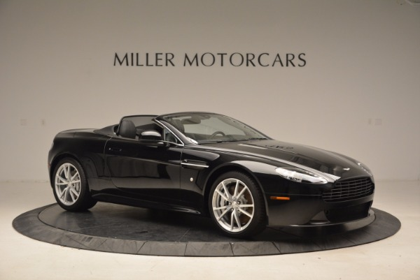 New 2016 Aston Martin V8 Vantage Roadster for sale Sold at Pagani of Greenwich in Greenwich CT 06830 10