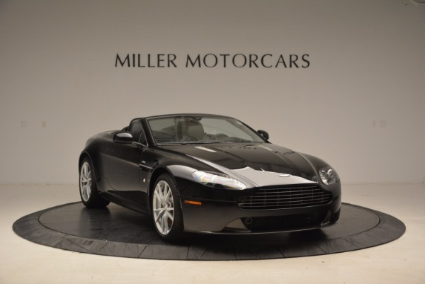 New 2016 Aston Martin V8 Vantage Roadster for sale Sold at Pagani of Greenwich in Greenwich CT 06830 11