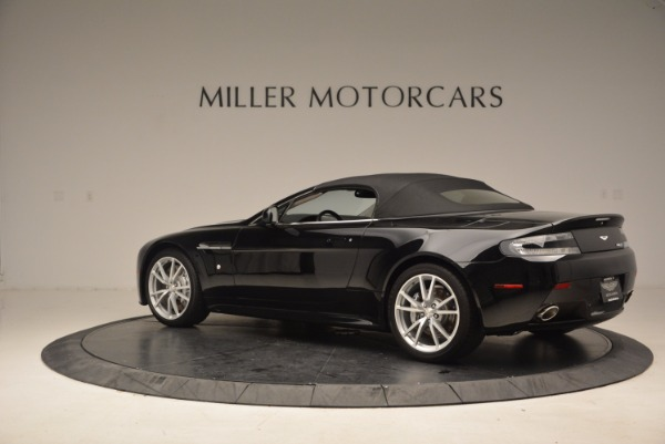 New 2016 Aston Martin V8 Vantage Roadster for sale Sold at Pagani of Greenwich in Greenwich CT 06830 16