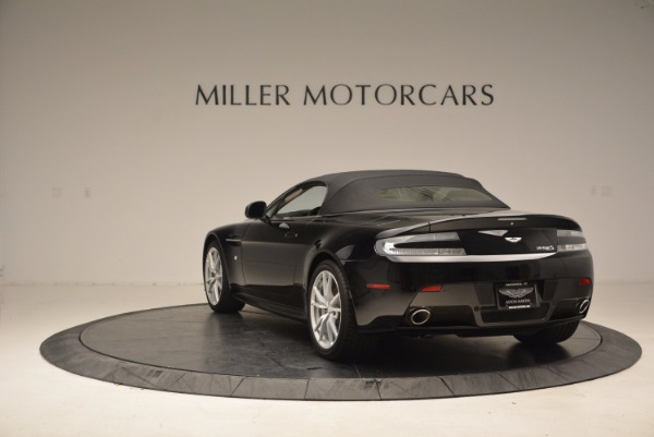 New 2016 Aston Martin V8 Vantage Roadster for sale Sold at Pagani of Greenwich in Greenwich CT 06830 17