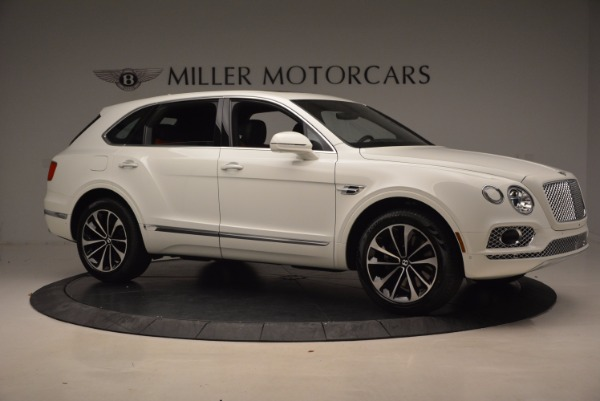 Used 2018 Bentley Bentayga Onyx for sale Call for price at Pagani of Greenwich in Greenwich CT 06830 10