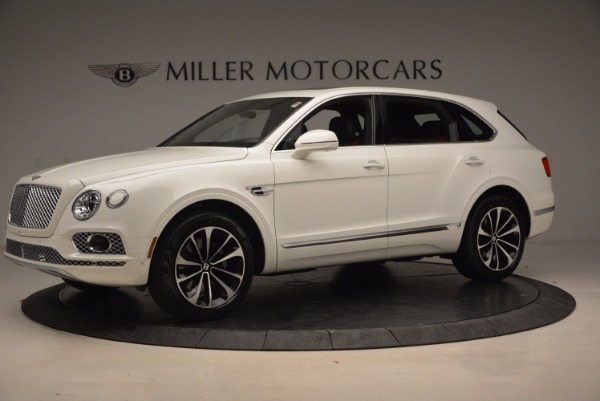 Used 2018 Bentley Bentayga Onyx for sale Call for price at Pagani of Greenwich in Greenwich CT 06830 2
