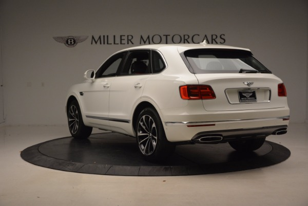 Used 2018 Bentley Bentayga Onyx for sale Call for price at Pagani of Greenwich in Greenwich CT 06830 5