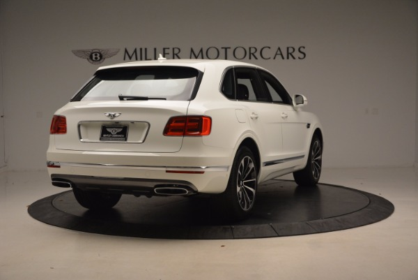 Used 2018 Bentley Bentayga Onyx for sale Call for price at Pagani of Greenwich in Greenwich CT 06830 7