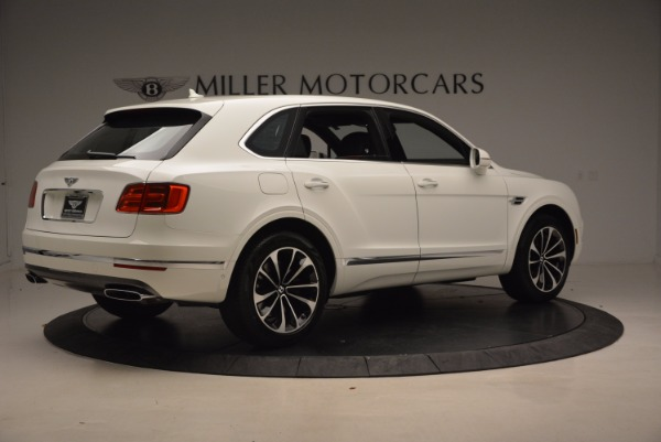 Used 2018 Bentley Bentayga Onyx for sale Call for price at Pagani of Greenwich in Greenwich CT 06830 8