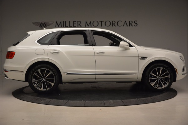 Used 2018 Bentley Bentayga Onyx for sale Call for price at Pagani of Greenwich in Greenwich CT 06830 9