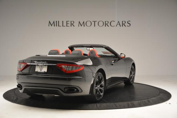New 2016 Maserati GranTurismo Convertible Sport for sale Sold at Pagani of Greenwich in Greenwich CT 06830 13