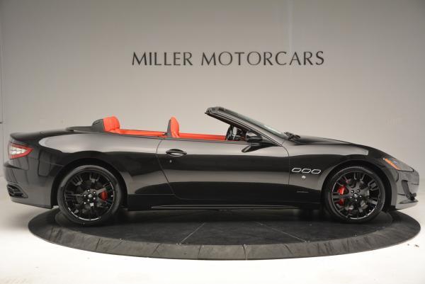 New 2016 Maserati GranTurismo Convertible Sport for sale Sold at Pagani of Greenwich in Greenwich CT 06830 17