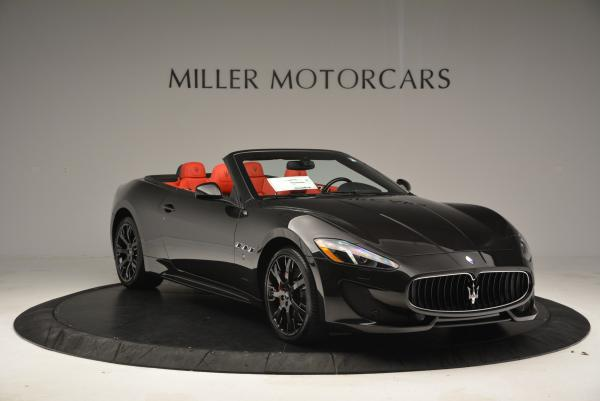 New 2016 Maserati GranTurismo Convertible Sport for sale Sold at Pagani of Greenwich in Greenwich CT 06830 21
