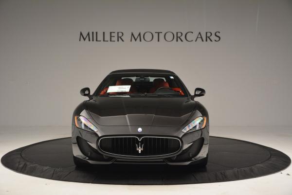 New 2016 Maserati GranTurismo Convertible Sport for sale Sold at Pagani of Greenwich in Greenwich CT 06830 24